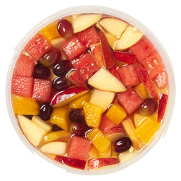 FRUIT SALAD IN SYRUP HOTEL MIX
