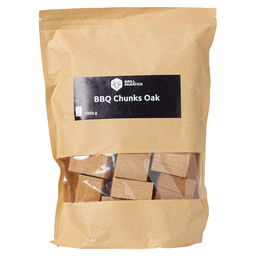 BBQ CHUNKS OAK