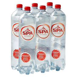 SPA INTENSE 1,5L ROOD (BARISART)