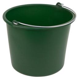 Bucket 12 liter green