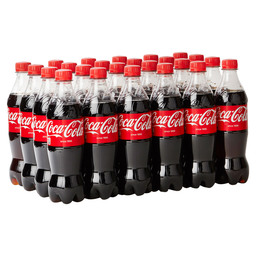 COCA COLA REGULAR 50CL PET FLES