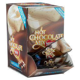 NESCAFE HOT CHOCOLATE MIX DISPENSER