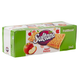 SULTANA APPLE TRIPACK
