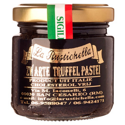 TRUFFLE BLACK TAPENADE