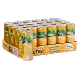 FUZE TEA GREEN MANGO CHAMOMILE 25CL
