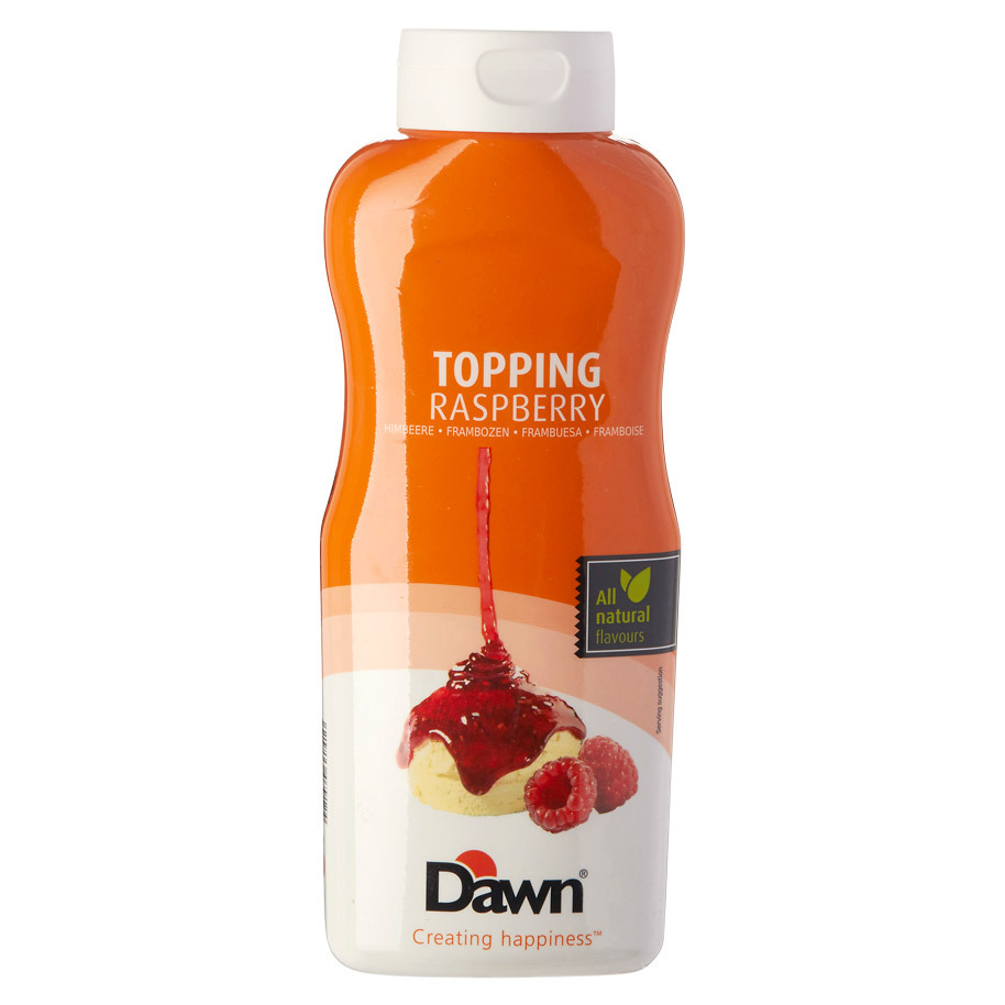 TOPPING RASPBERRY