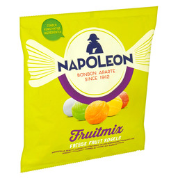 NAPOLEON FRUITMIX FRISSE FRUIT KOGELS