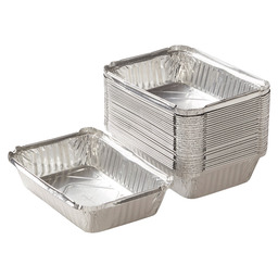 ALU DISH RH 850 ML 207X141X39 MM