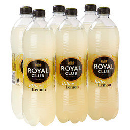 ROYAL CLUB BITTER LEMON 1L PET