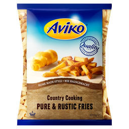 PURE&RUSTIC FRIES COUNTRY COOK 2X5000GR