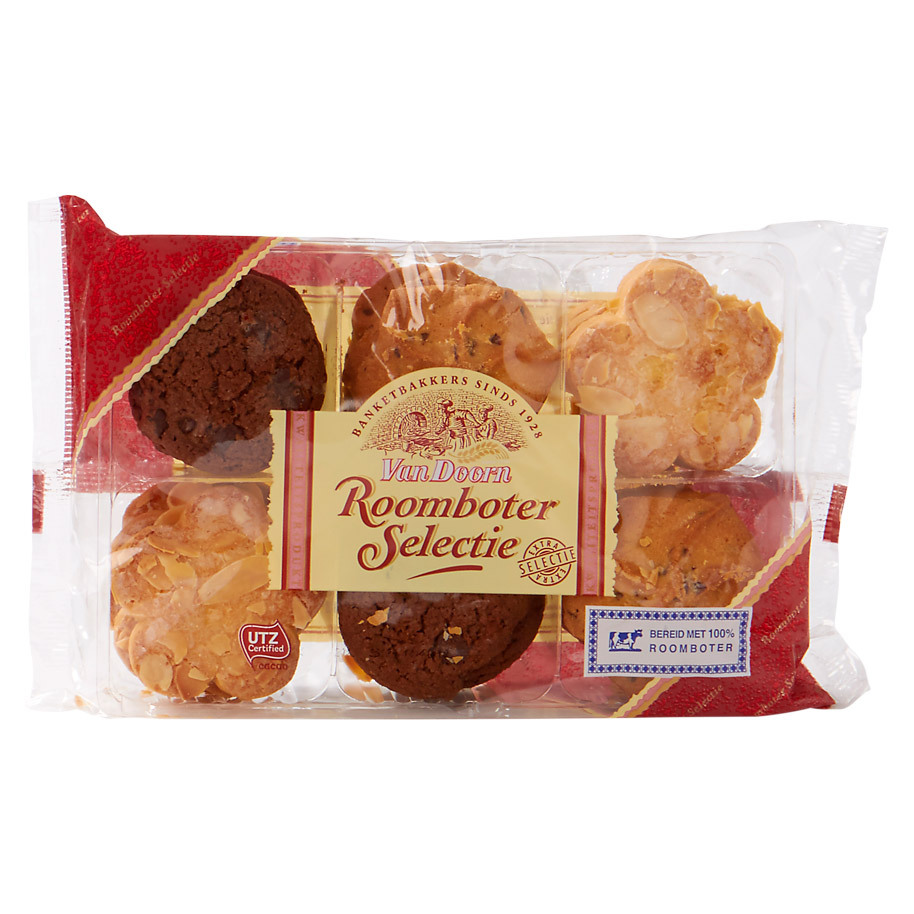 ROOMBOTER SELECTIE  200GR