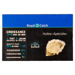 HUITRE SPECIALE OESTER NR 3