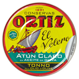 TUNA IN OLIVE OIL RO-700