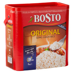 LONG GRAIN RIJST BOSTO