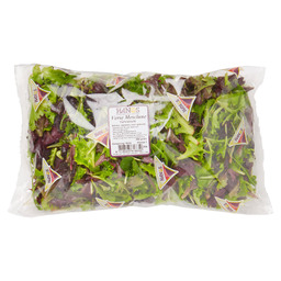 LETTUCE MIX MESCLUN WASHED