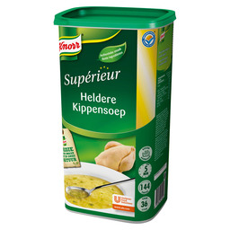 CHICKEN SOUP CLEAR SUPERIOR KNORR