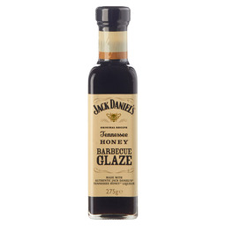 HONEY BARBEQUE GLAZE JACK DANIELS