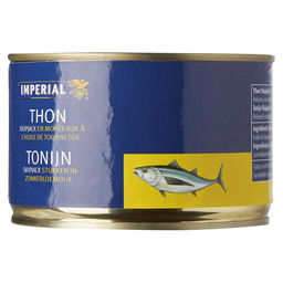 TUNA IN OIL IMPERIAL