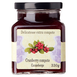CONFITURE EXTRA CANNEBERGE S
