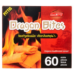 DRAGON BITES