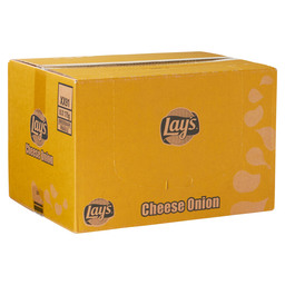 CRISPS CHEESE-ONION 175GR LAY'S