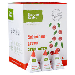 THEE GREEN TEA CRANBERRY 2GR
