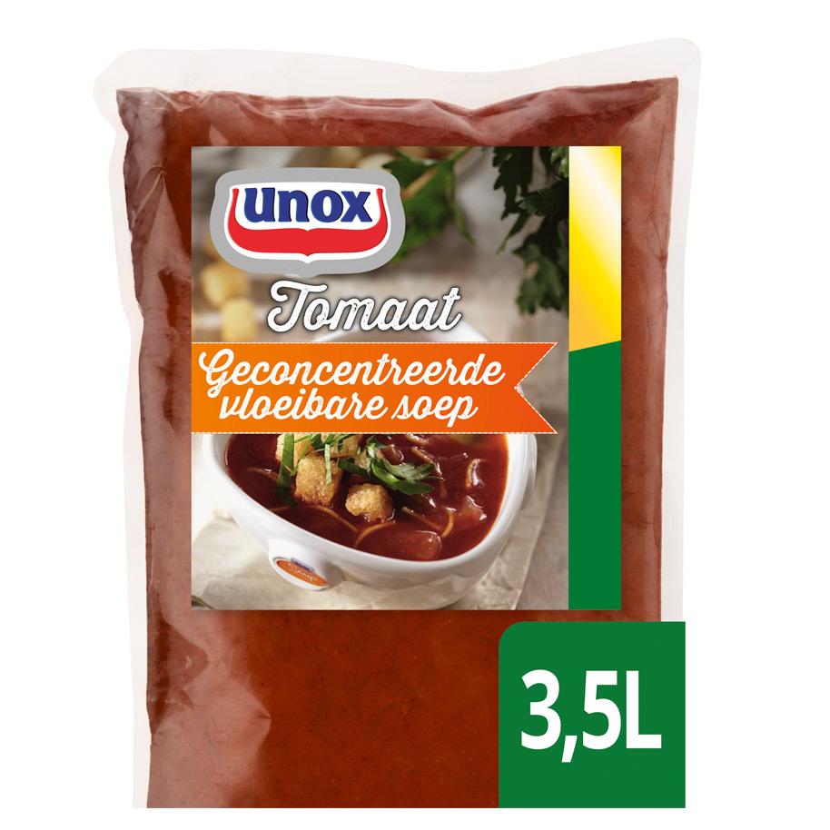 TOMATO SOUP STUFFED SOUP FACTORY 3.5L