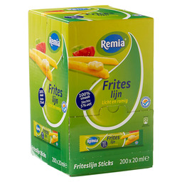 FRITESAUS FRITESLIJN STICKS 20 ML
