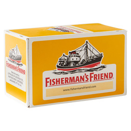 FISHERMAN'S FRIEND  GEEL DROP ANIJS