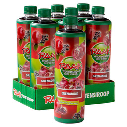 SIROOP GRENADINE 750ML