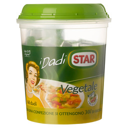 STAR BOUILLON VEGETALE 60X10GR