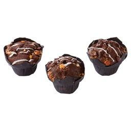 MUFFIN CHOCOLATE OVERKILL BL.LABEL 130GR