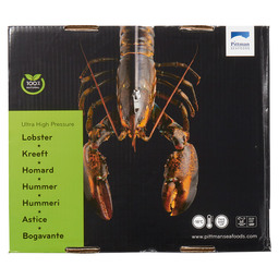 LOBSTER UHP IQF 500-550G 10PC