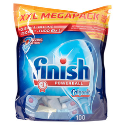 FINISH ALL-IN-1 MEGAPACK PROMO