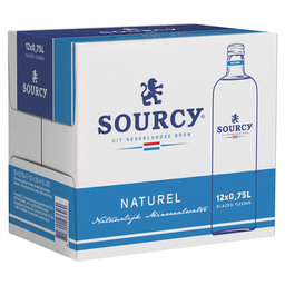 SOURCY NATUREL PURE DUTCH 75CL KZV