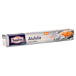 ALU-FOLIE RELIEF 10M  TOPPITS
