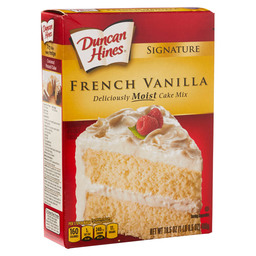 CAKEMIX SIGNATURE FRENCH VANILLA