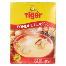 CHEESE FONDUE SWISS TIGER