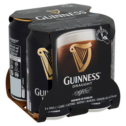 GUINNESS ST.DRAUGHT 33CL
