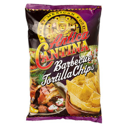 TORTILLA CHIPS BBQ ANTICA CANTINA