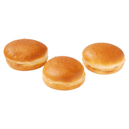 HAMBURGER BUN BRIOCHE P/ST 109GR 113MM