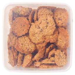 OAT CRANBERRY COOKIES +/- 52 PIECES