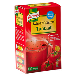 DRINKBOUILLON TOMAAT  DISPENCER