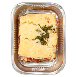 LASAGNA VEGETARIANO 400GR READY2COOK