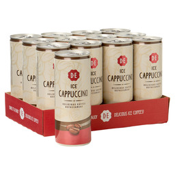 ICE CAPPUCCINO 250ML