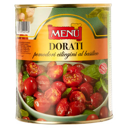 DORATI TOMATOES IN OIL AND BASIL