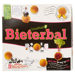 BEET BALL 30 GR VEGETARIAN SNACK