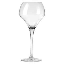 WINE GLASS OPEN UP ROUND 37CL