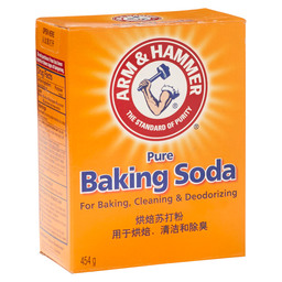 BACKEN SODA ARM & HAMMER