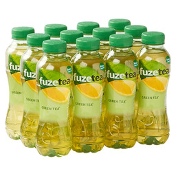 FUZE TEA GREEN TEA PET 0,4L